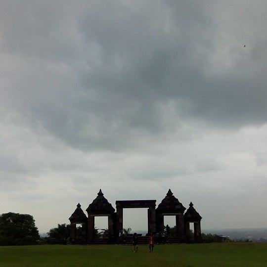 Pt Taman Wisata Candi Borobudur Prambanan Ratu Boko Sleman Da