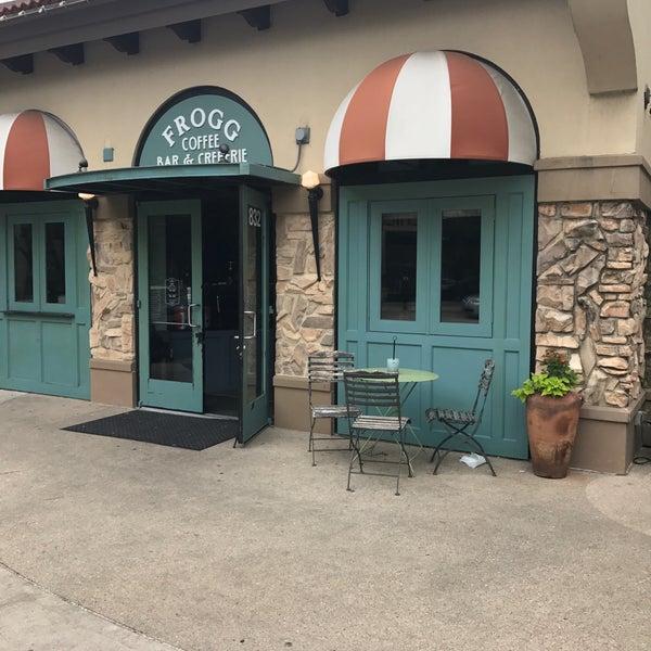 5/16/2017にElbert M.がFrogg Coffee Bar and Creperieで撮った写真