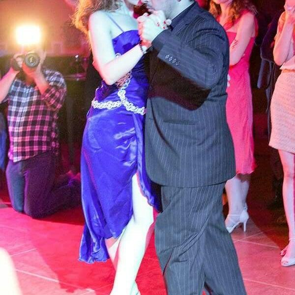 Das Foto wurde bei Tango-Magia Dance Studio von Tango U. am 5/24/2015 aufgenommen