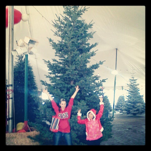Photo taken at Pinery Christmas Trees - Del Mar by Kristina S. on 12/ - Photos At Pinery Christmas Trees - Del Mar (Now Closed) - Field In