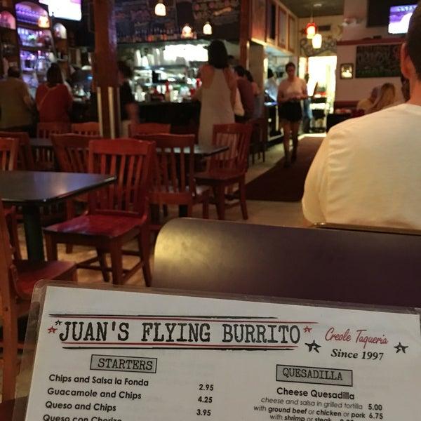 4/30/2016にBrian F.がJuan's Flying Burritoで撮った写真