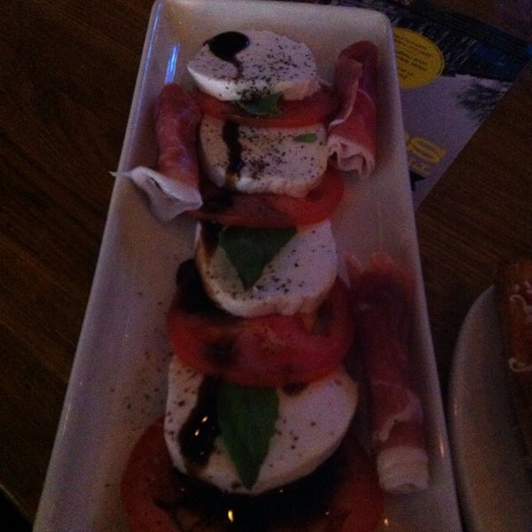 The caprese & the bruschetta are amazing!