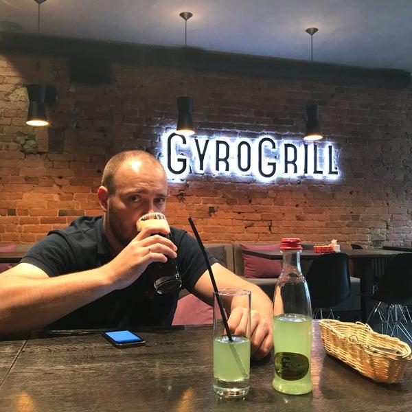 Photo prise au GyroGrill par Kseniya💫 R. le8/26/2017