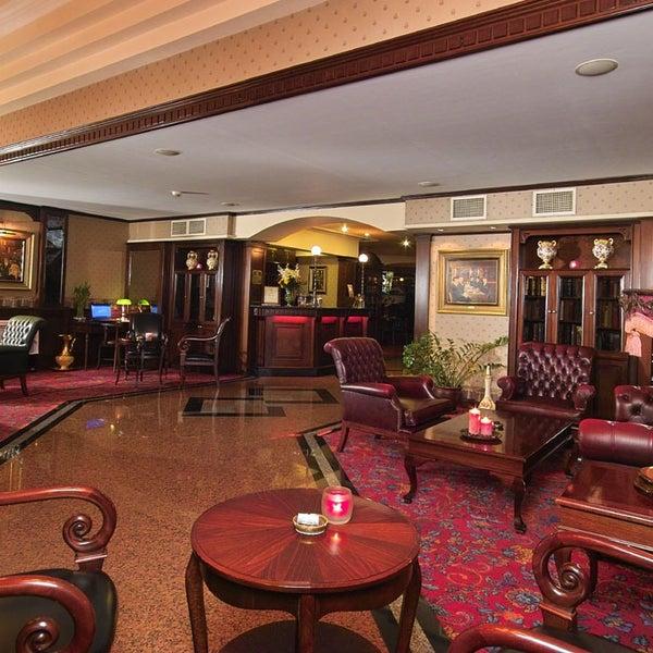 1/23/2014 tarihinde Germir Palas Hotel,İstanbulziyaretçi tarafından Germir Palas Hotel,İstanbul'de çekilen fotoğraf