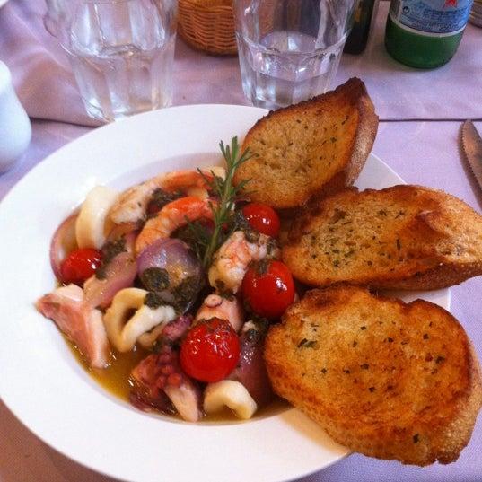 Grelhata de Frutos do Mar!! Confira! Delicioso!