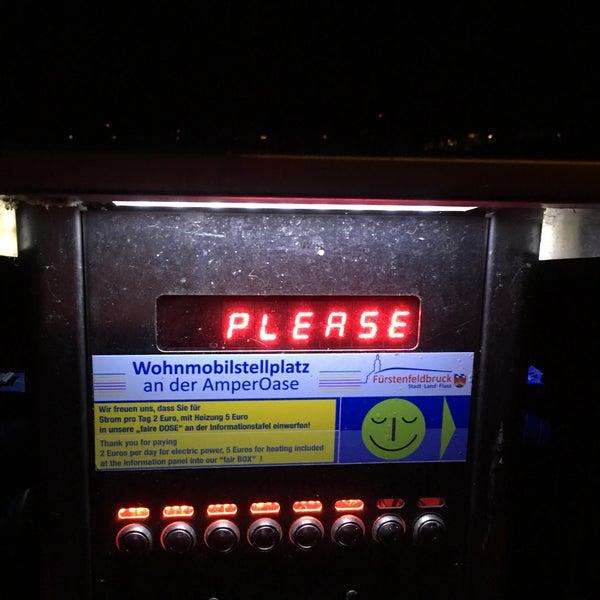 Fotos en Wohnmobilestellplatz An Der Amperoase - Parque para ... on electric socket, electric plug, electric motor, electric fuse, electric power, electric board, electric pan, electric lock, electric box, electric battery, electric wheel, electric mirror, electric meter,