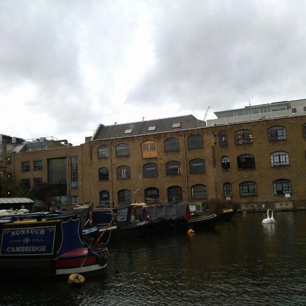 รูปภาพถ่ายที่ London Canal Museum โดย Katalin C. เมื่อ 2/5/2014