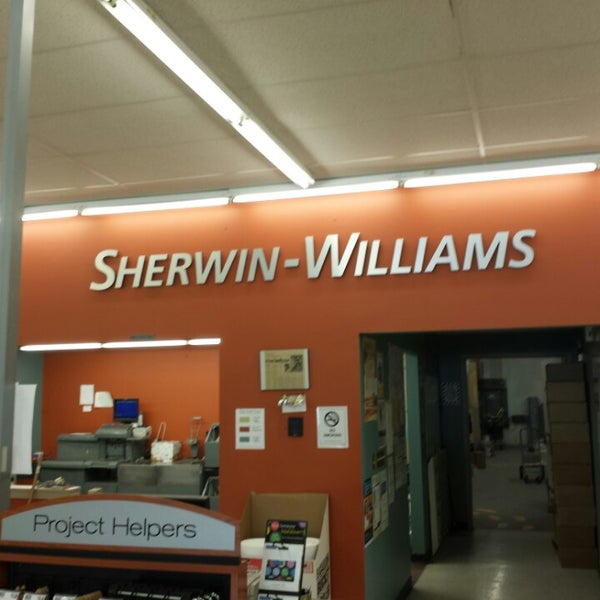 Sherwin Williams Paint Store Hardware Store In Canandaigua