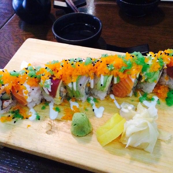 8/13/2016 tarihinde Almudena E.ziyaretçi tarafından Banyi Japanese Dining'de çekilen fotoğraf