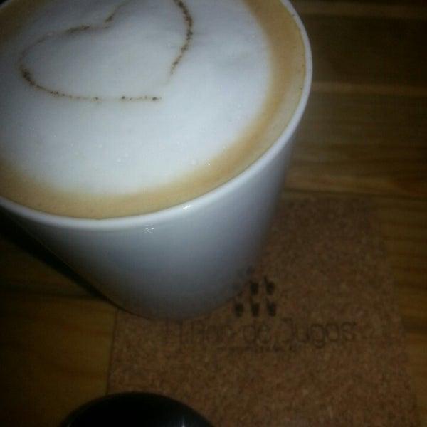 Excelente café!