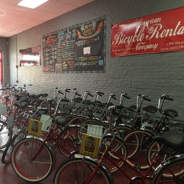 1/6/2016にViridiana N.がFreeWheelin' Bike Toursで撮った写真