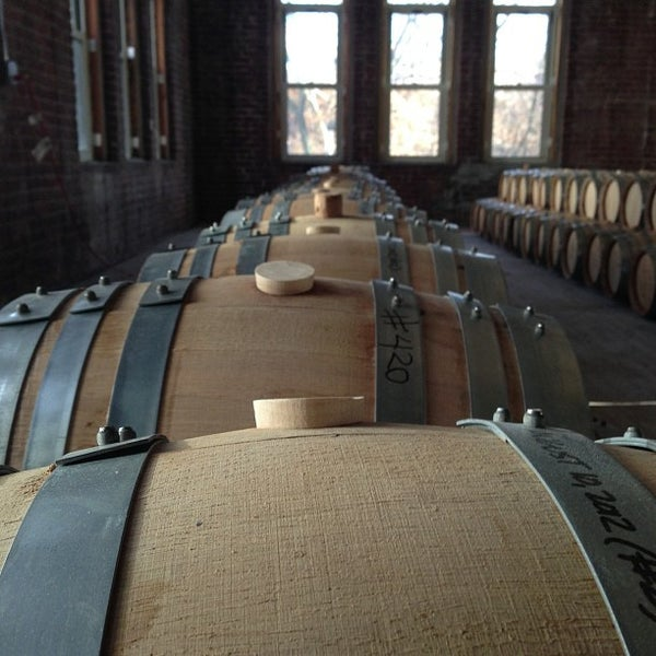 Foto scattata a Kings County Distillery da Spencer W. il 11/24/2012