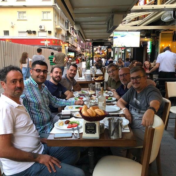 Снимок сделан в Eski Usül Meyhane пользователем Dogukan 7/17/2019