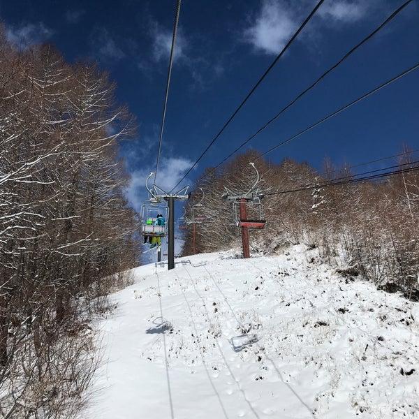 場 オグナ ほ たか スキー