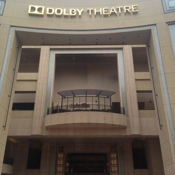 Foto diambil di Dolby Theatre oleh Maru D. pada 5/25/2013