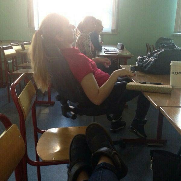 Foto scattata a Институт математики и информатики (ИМИ МГПУ) da Анастасия М. il 10/16/2015