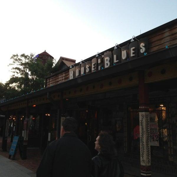 3/25/2013에 Kathy S.님이 House of Blues에서 찍은 사진