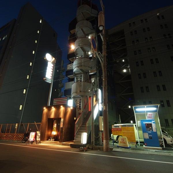 Photo prise au BAR A ZNABLE par BAR A ZNABLE(バー アズナブル) le1/31/2014
