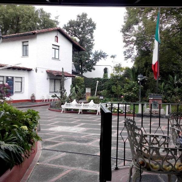 """รูปภาพถ่ายที่ Museo Nacional de la Acuarela """"Alfredo Guati Rojo"""" โดย Tania E. เมื่อ 9/29/2014"""