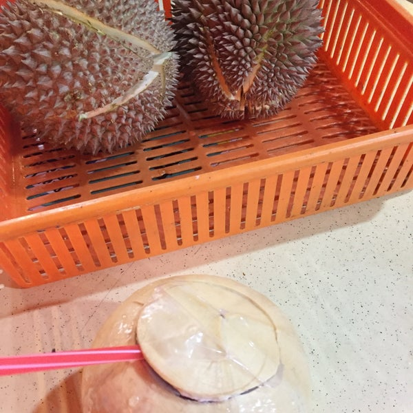 "Photo prise au ""Combat"" Top Quality Durian par tan a. le6/12/2018"