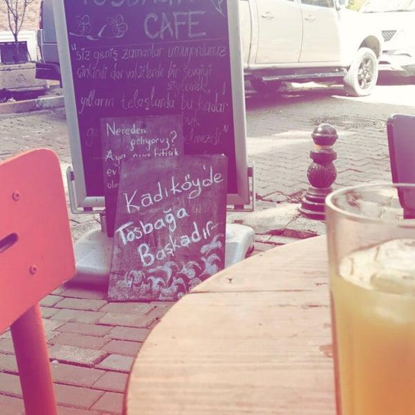 4/29/2017 tarihinde Aliye .ziyaretçi tarafından Tosbağa Cafe'de çekilen fotoğraf
