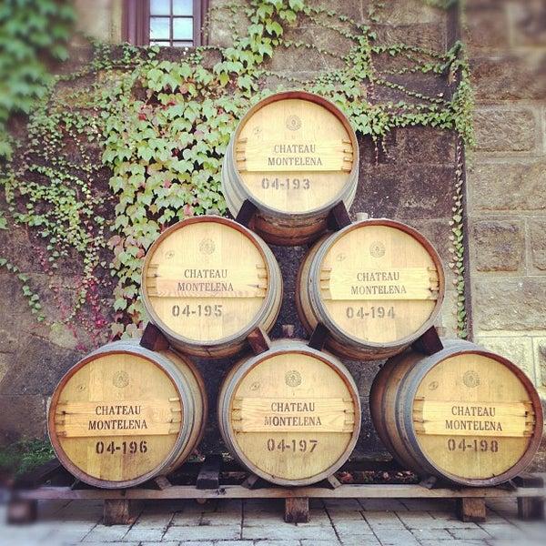 Снимок сделан в Chateau Montelena пользователем Jon D. 11/2/2012
