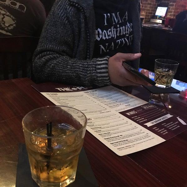 Das Foto wurde bei Ashburn Pub von K am 1/24/2018 aufgenommen