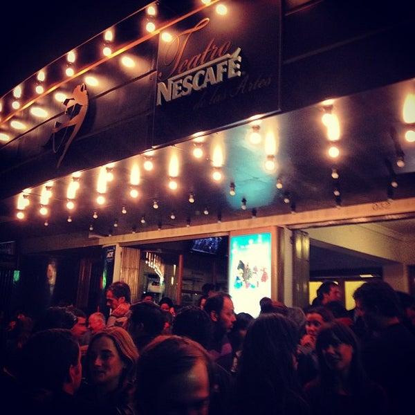 Foto diambil di Teatro Nescafé de las Artes oleh Oscar s. pada 12/7/2012
