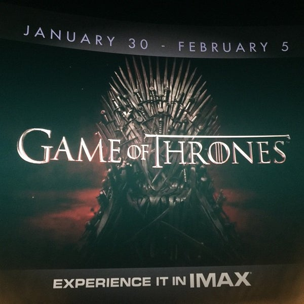 Снимок сделан в Autonation IMAX 3D Theater пользователем Jon-Paul C. 2/4/2015