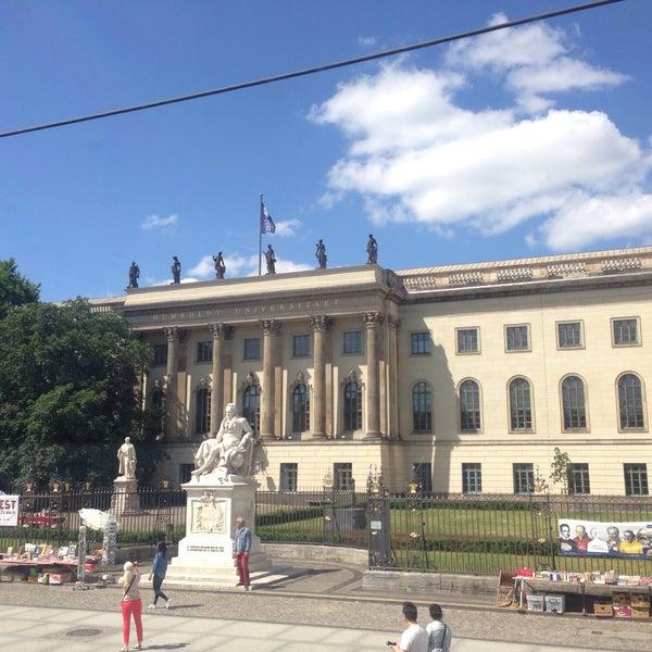 6/28/2015에 Stefan L.님이 Humboldt-Universität zu Berlin에서 찍은 사진