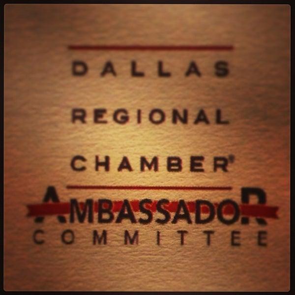 Снимок сделан в Dallas Regional Chamber пользователем Robert H. 7/16/2013