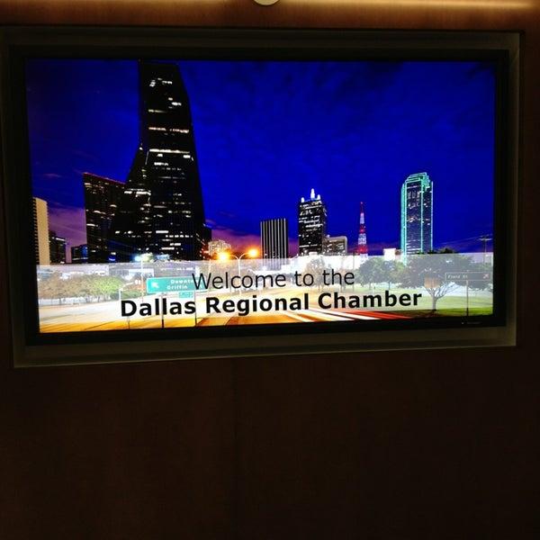 Снимок сделан в Dallas Regional Chamber пользователем Robert H. 1/29/2013