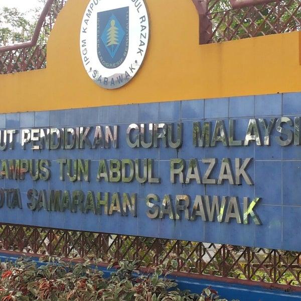 Ipg Kampus Tun Abdul Razak Kota Samarahan Sarawak