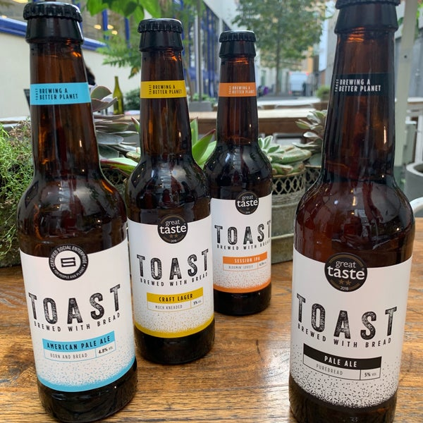 Free Monthly tastings in the Urban Garden are a great way to hear about London products. And meet some brilliant locals