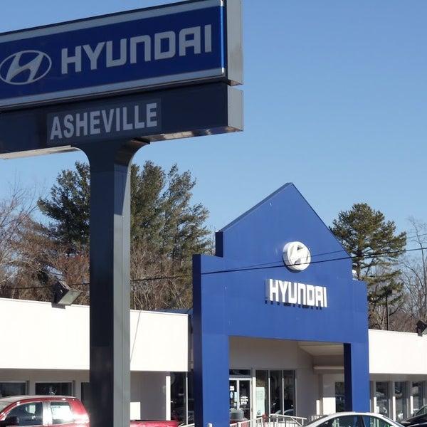 Asheville Car Dealerships >> Hyundai Of Asheville Haw Creek Asheville Nc