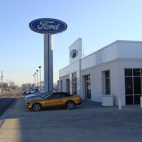 Ford Dealerships In Mississippi >> Photos At Courtesy Ford Hattiesburg Ms