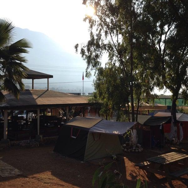 7/29/2015 tarihinde Yavuz C.ziyaretçi tarafından Azmakbasi Camping'de çekilen fotoğraf