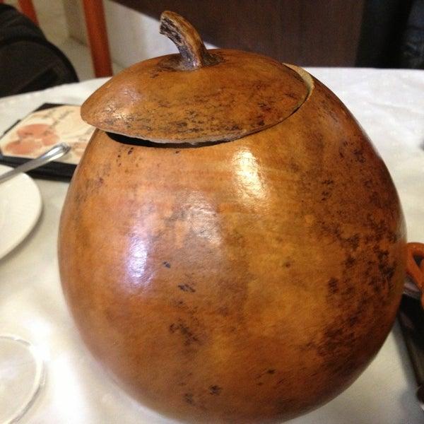 Das Foto wurde bei Restaurante Nicos von Cemanqui M. am 12/19/2012 aufgenommen