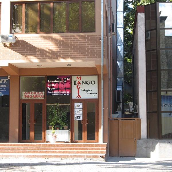 Das Foto wurde bei Tango-Magia Dance Studio von Tango-Magia Tashkent am 3/20/2014 aufgenommen