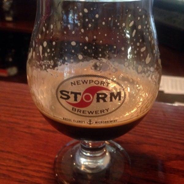 Das Foto wurde bei Newport Storm Brewery von Ted H. am 4/13/2017 aufgenommen