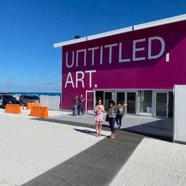 Foto scattata a UNTITLED. Art Fair da Erman E. il 12/6/2019