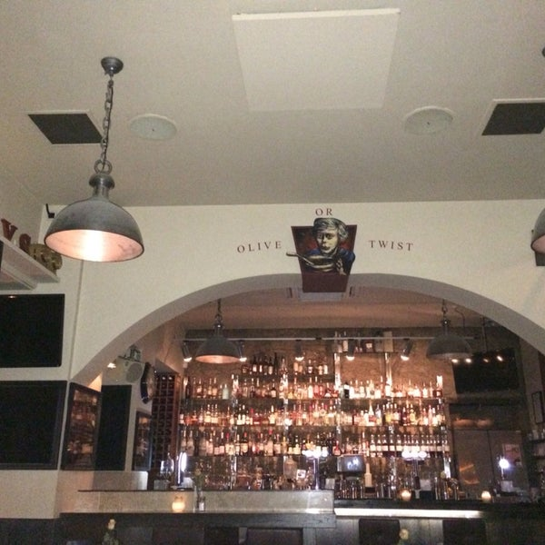 Great atmospheric bar. The staff were knowledgeable and the cocktails great value