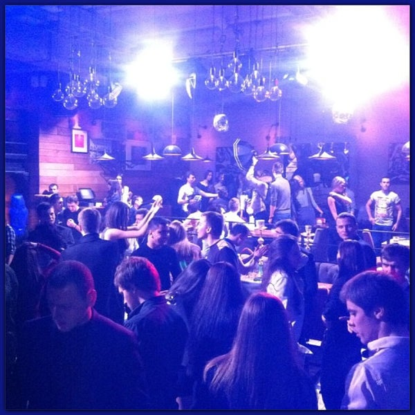 Foto scattata a Moska Bar da Вова Б. il 2/2/2013