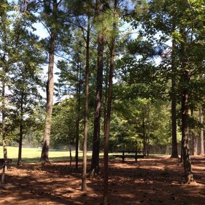 Foto scattata a Anne Springs Close Greenway da Gustavo R. il 9/15/2012