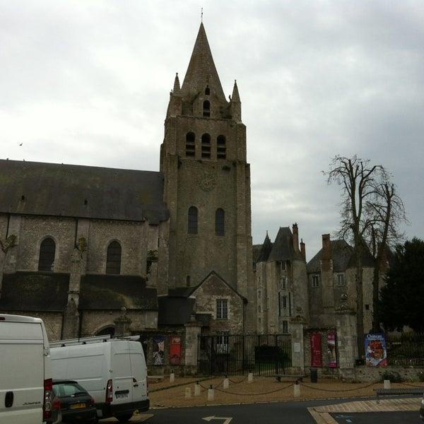 Foto diambil di Château de Meung-sur-Loire oleh Laurent M. pada 10/25/2013