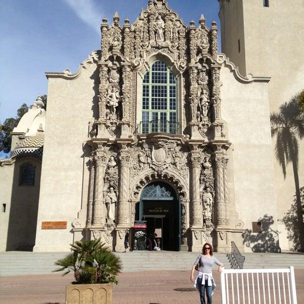 Photo prise au San Diego Museum of Man par Veronica S. le2/3/2013