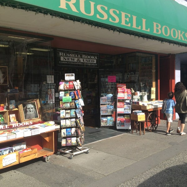 Photos at Russell Books - Bookstore in Victoria