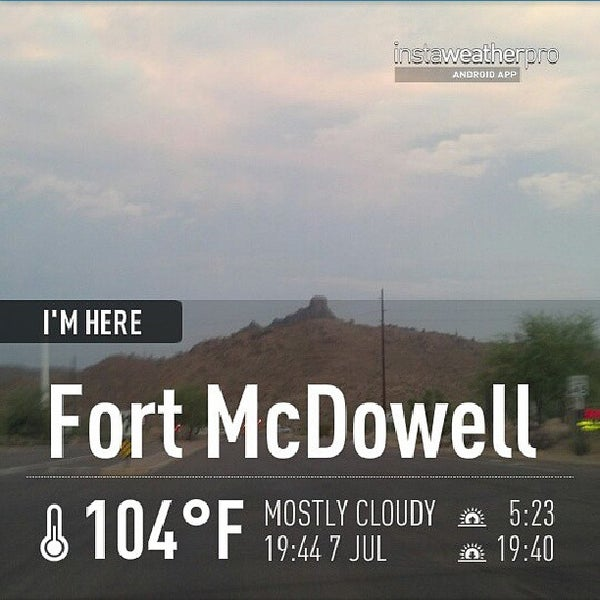 Photos at Fort McDowell Indian Reservation - Campground in Fort Mcdowell