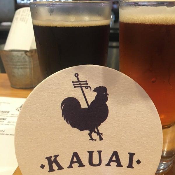 11/1/2019にMark T.がKauai Beer Companyで撮った写真
