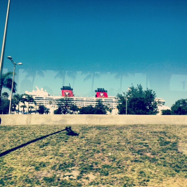 Miami Port: Disney Cruise Line Terminal